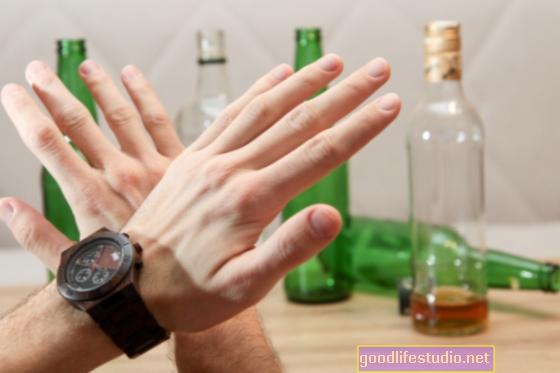Ovisnost o alkoholu nastala depresijom