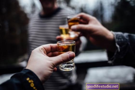 Manejo de la ira con alcohol