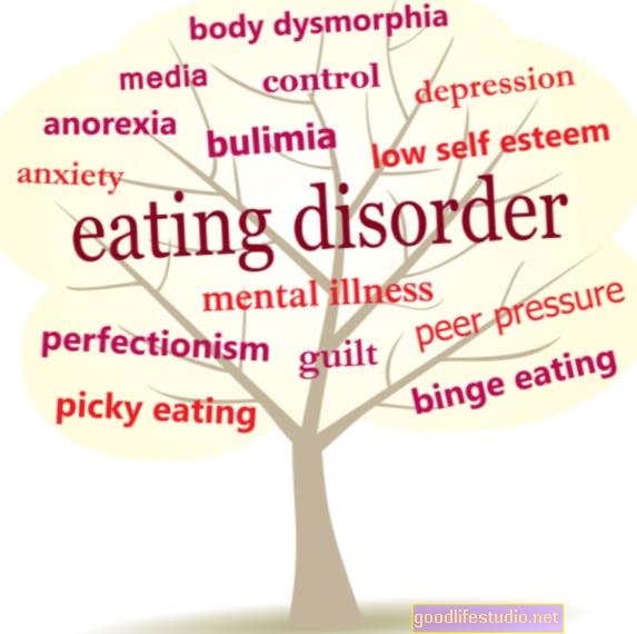 Szorongás, depresszió, étkezési zavar