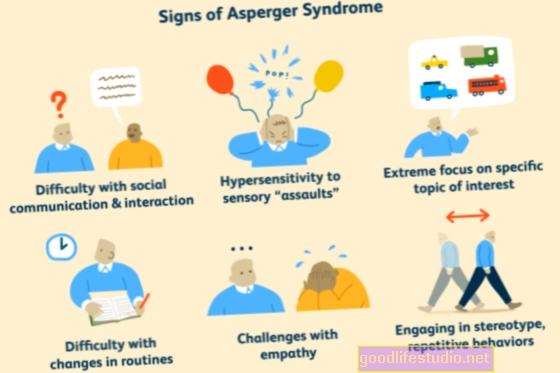 Asperger-féle betegség tünetei