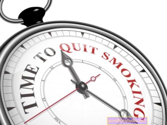 Rossz idő a dohányzásról való leszokáshoz?