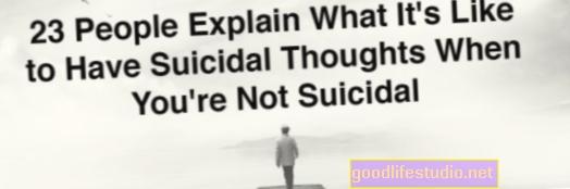 क्या लोग निष्क्रिय आत्मघाती विचार कर सकते हैं?