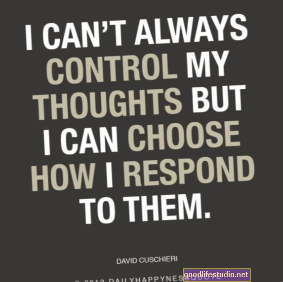 Повече не мога да контролирам мислите си