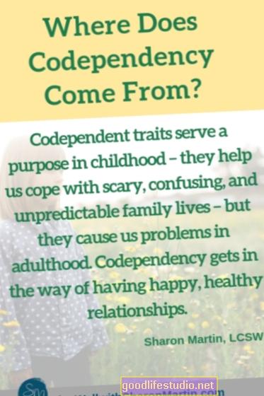 Codipendente e spaventato