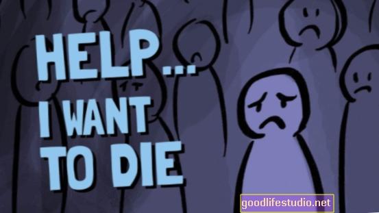 """Zvažování sebevraždy: Potřebujete pomoc s nalezením """"odpojeného"""" terapeuta"""