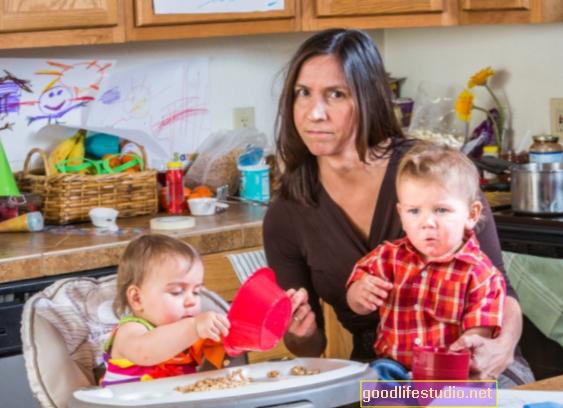 Kontrola i prevladavanje roditelja