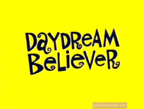 """""""Daydream"""" tikinčioji mergina"""