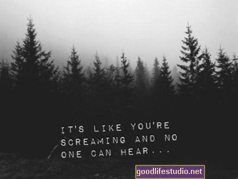 Tertekan Tetapi Tidak Ada Yang Mendengar Saya