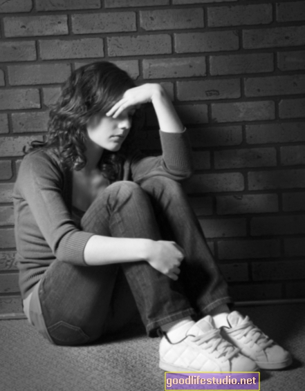Adolescent déprimé