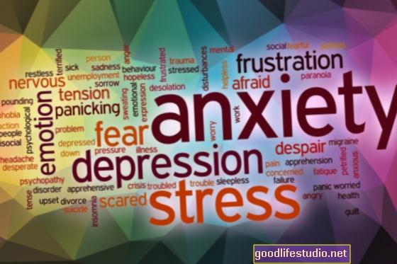 Depresión, ansiedad, paranoia, compulsiones