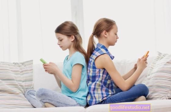 Прекъсване на връзката с детството