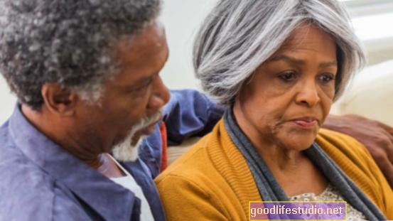 La depressione peggiora con l'età?