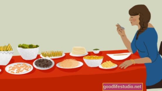 Valgymo sutrikimas suvalgo jos gyvenimą