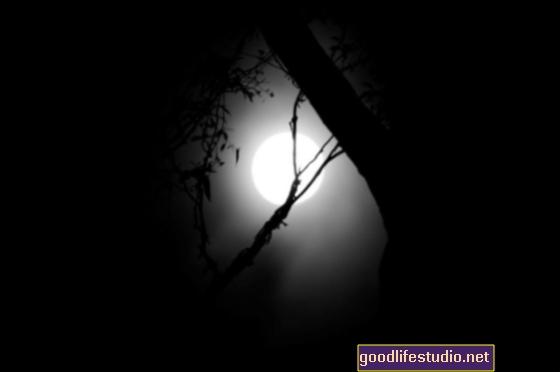 夜の恐怖と不安