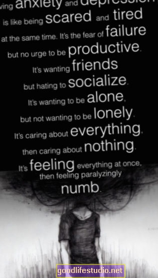 भय और अवसाद