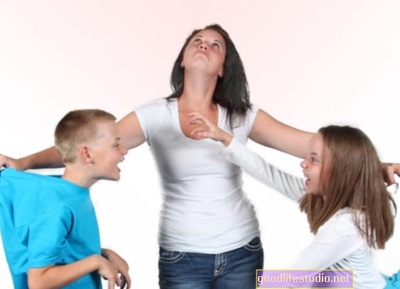 Combattere con la mamma