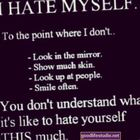Nekenčiu savęs iki savęs uždarymo