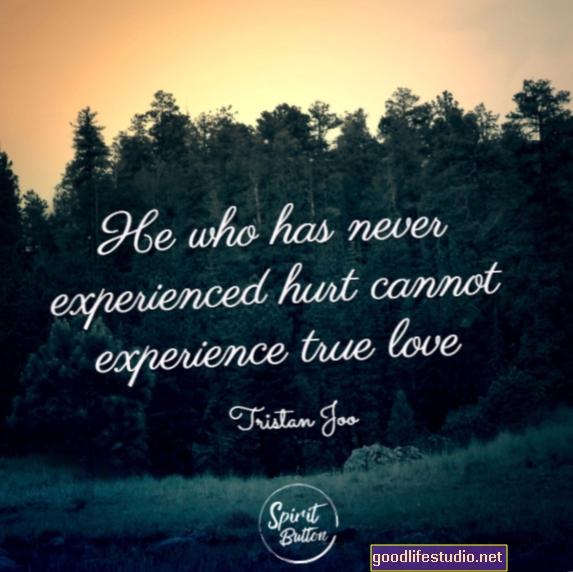 Jis niekada nėra patyręs meilės