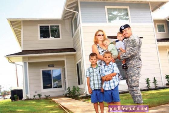 Otthon a haditengerészettől és rendkívül depressziós