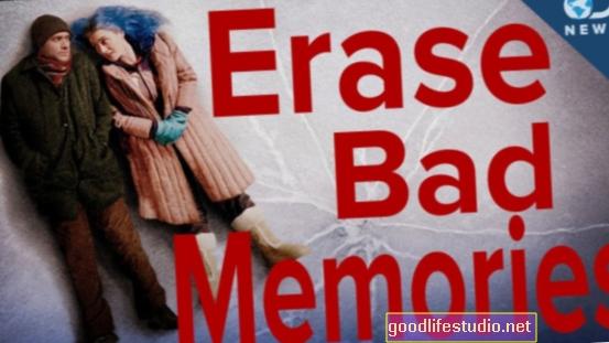 Bagaimana Saya Menghapus Kenangan Adegan Filem Buruk?