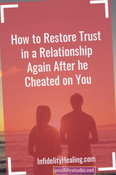 Come fidarsi di nuovo dopo il tradimento del marito?
