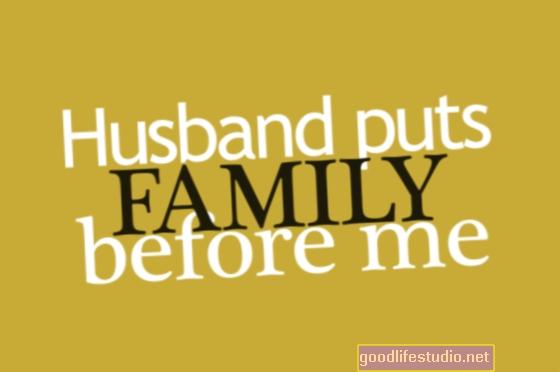 El esposo pone a los padres antes que a mí