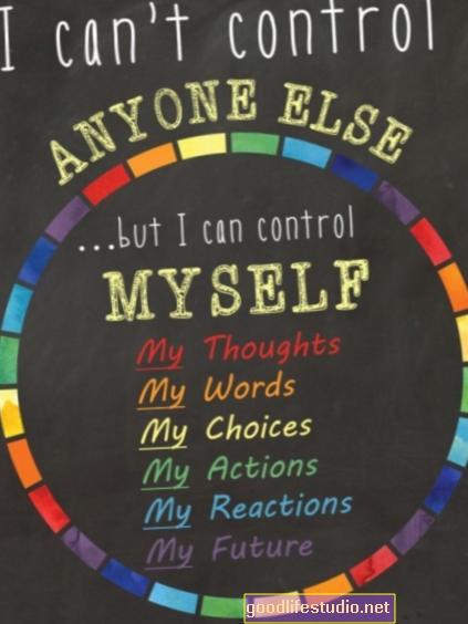 No puedo controlar mi comportamiento