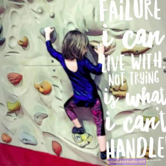 ¿No puedo manejar el fracaso?
