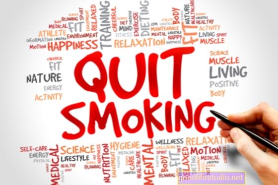 Saya tidak boleh berhenti merokok