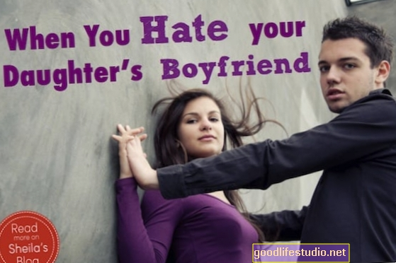 No me gusta la hija de mi novio
