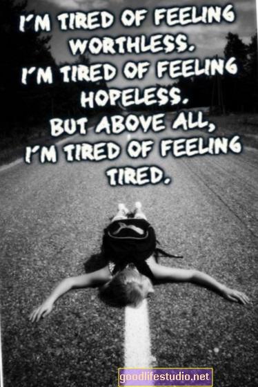 Me siento extremadamente inútil y sin amor