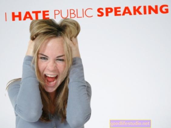 Odio hablar