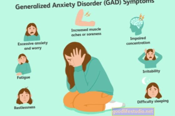 Súlyos szorongásom és depresszióm egyaránt van, de ez most több problémát okoz az egészségemmel