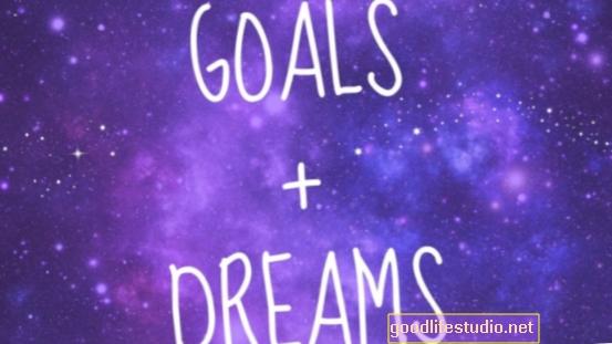 Imam ciljeve / snove, ali nemam upute ili ideje kako doći tamo