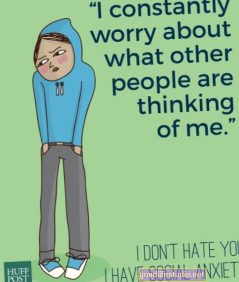 Creo que tengo ansiedad social