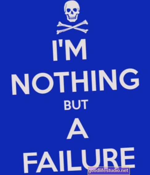 Soy un fracaso en la vida real para lanzar
