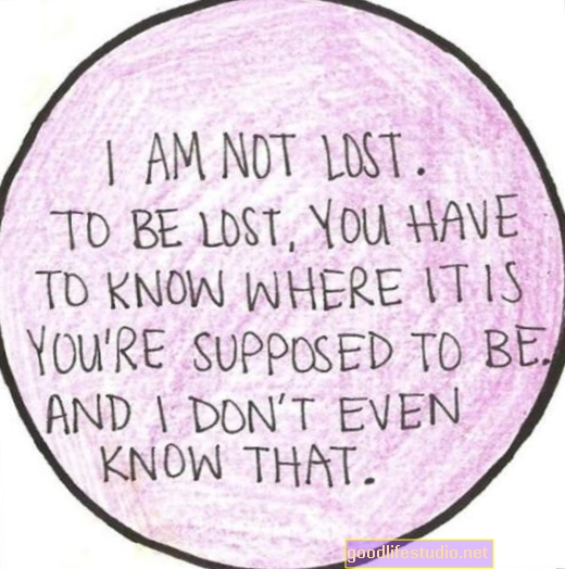 Estoy perdido y empiezo a ser negativo