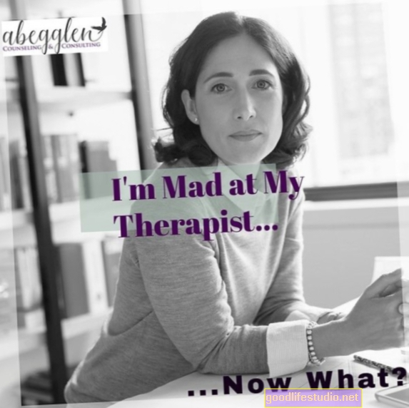 Estoy enojado con mi terapeuta