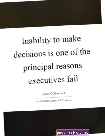 Neschopnost rozhodovat