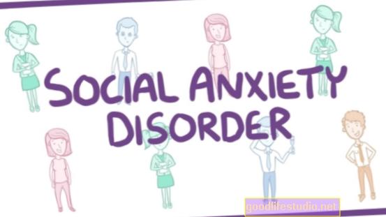 Je li to socijalna anksioznost?