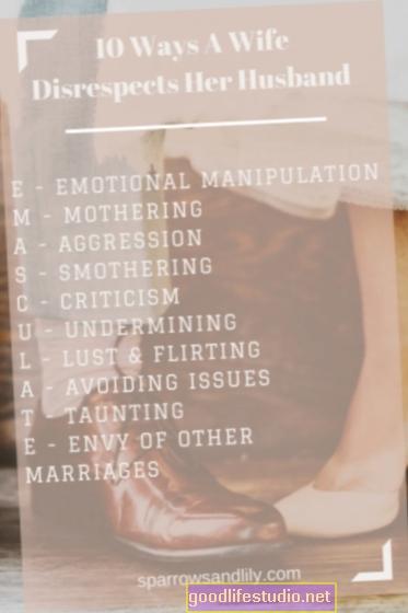 ¿Mi esposo está siendo irrespetuoso?