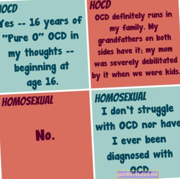 ¿Es el HOCD o la negación?