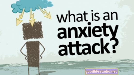 Questo è un attacco d'ansia?
