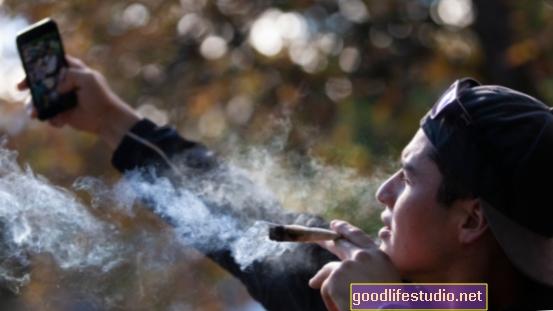 Fumo di marijuana e preoccupato per lo sviluppo della schizofrenia