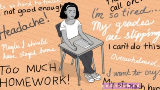 La salud mental que afecta el rendimiento escolar