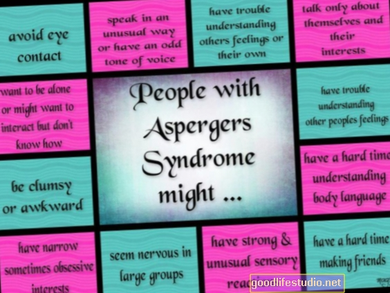 ¿Puedo tener Asperger?