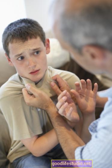 Mutter missbraucht Vater als Kind