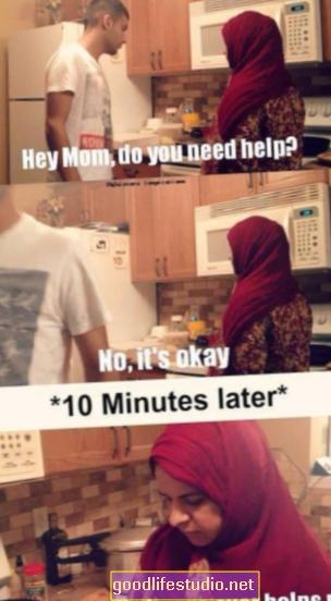 Anyának segítségre van szüksége
