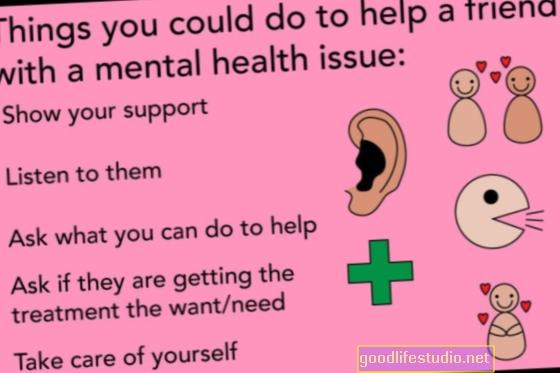 Moja prijateljica treba mentalno zdravlje, ali njezina mama joj ne vjeruje