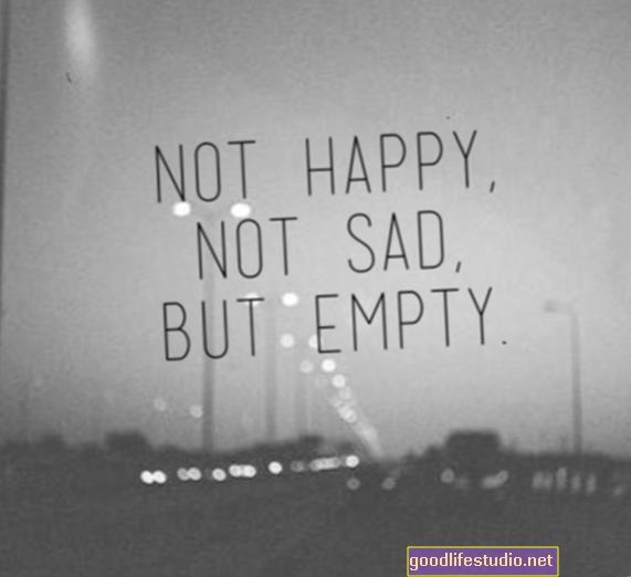 Mi vida se siente vacía y no puedo disfrutar la vida porque no disfruto de las pequeñas cosas de la vida